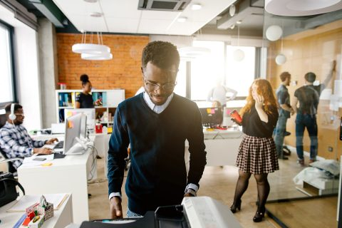 Optimise Office Print with cloud printing