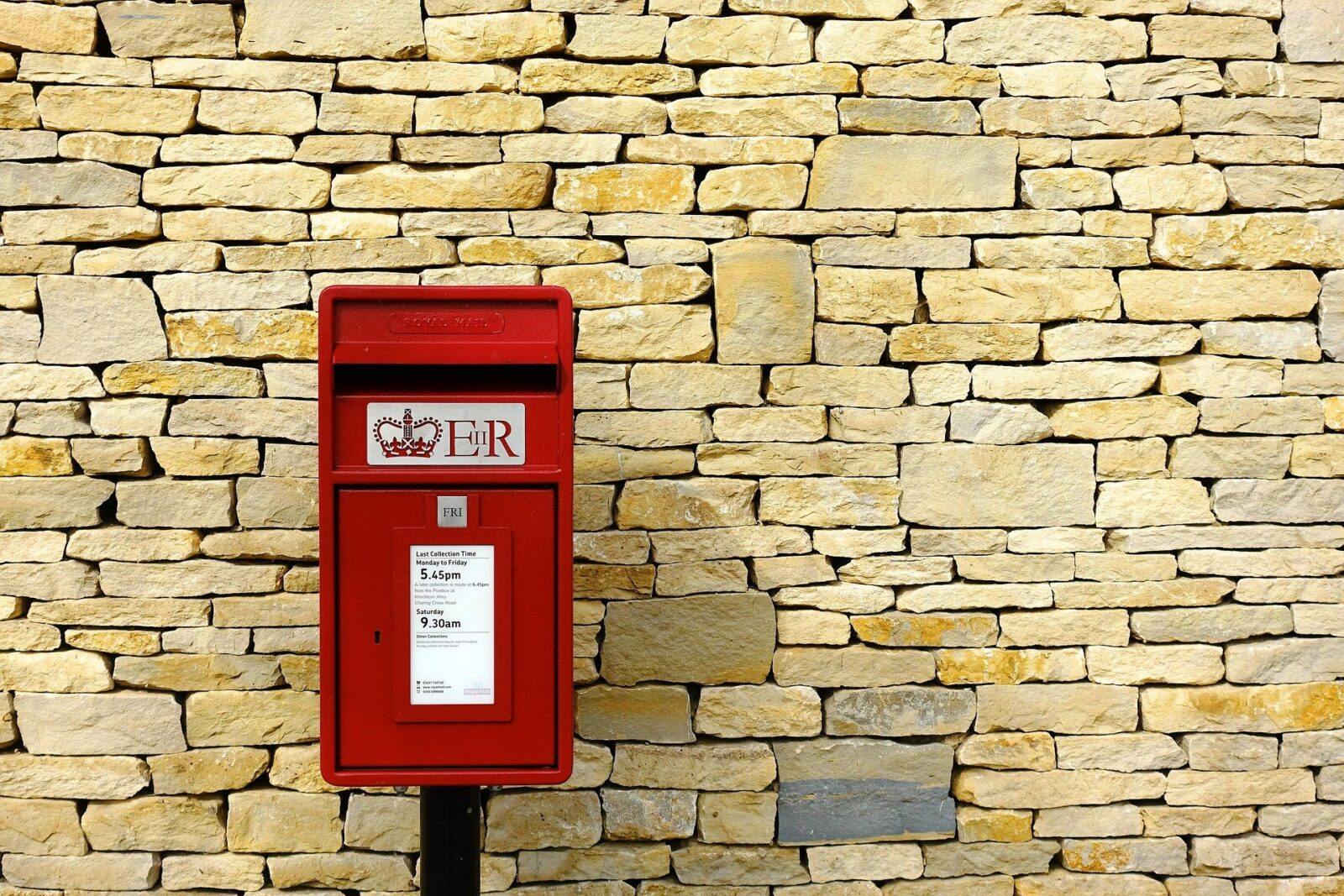 Business Mail Delivery