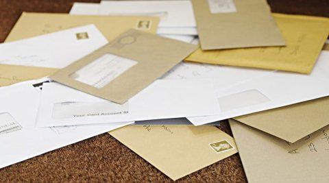 datagraphic hybrid mail envelopes