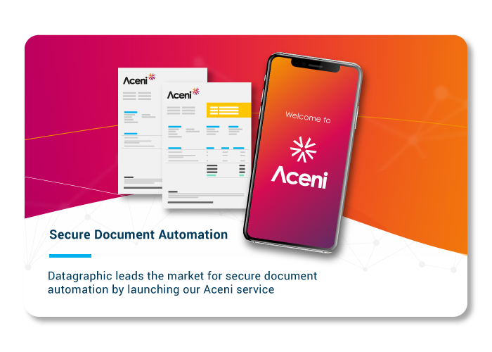 Secure document automation