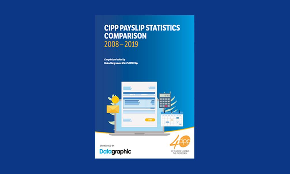 CIPP DG Payslip Statistics Comparison Report
