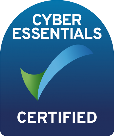Cyber Essentials CertificationMark Logo