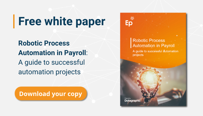 RPA in Payroll white paper promo