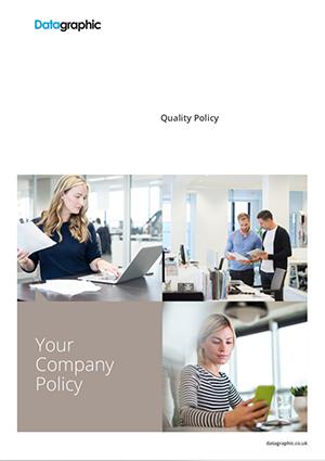 Quality Policy V2 0120