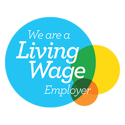 Living Wage Employer Accreditation Logo 0820